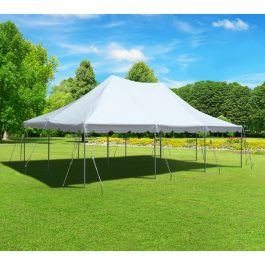 Canopy Pole Tent - 20 x 30 - Pic 1 - Chicagoland Event Rentals - Wheaton - www.ChicagolandEventRentals.com