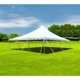 Canopy Pole Tent - 30 x 60 - Pic 1 - Chicagoland Event Rentals - Wheaton - www.ChicagolandEventRentals.com