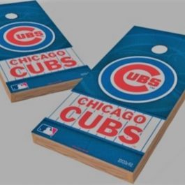 Chicago cubs bean bag toss