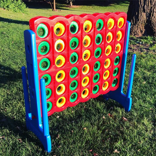 Giant Connect Four Game 1