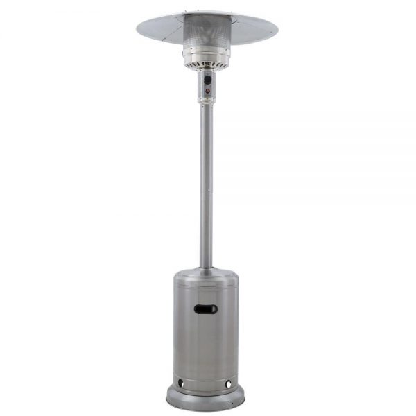 Patio Heater Stainless Steel Propane