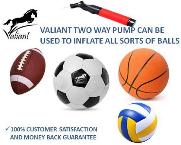 Sports Ball Pump - Valiant - Pic 4 - Chicagoland Event Rentals - Wheaton - www.ChicagolandEventRentals.com