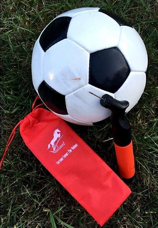 Sports Ball Pump - Valiant - Pic 5 - Chicagoland Event Rentals - Wheaton - www.ChicagolandEventRentals.com