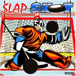 Sports Slap Shot Hockey