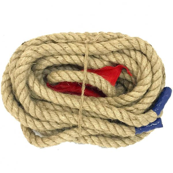 Sports Tug of War Rope - 50 Foot - Pic 1 - Chicagoland Event Rentals - Wheaton - www.ChicagolandEventRentals.com