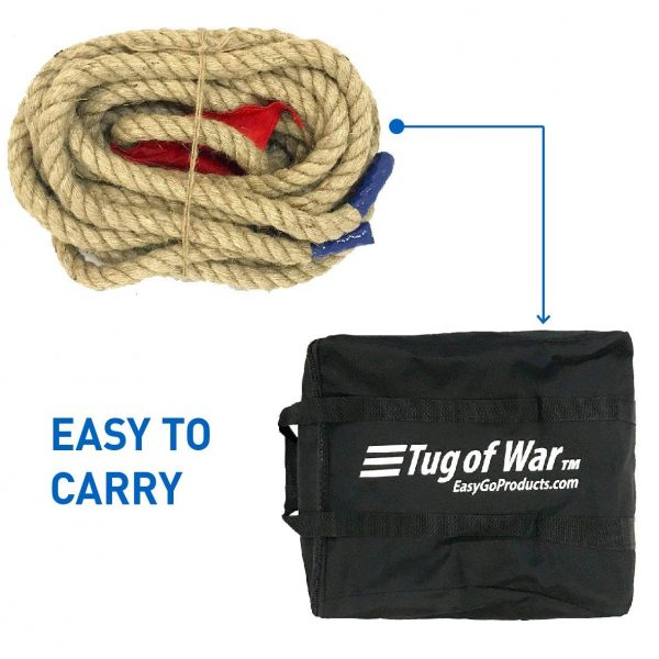Sports Tug of War Rope - 50 Foot - Pic 5 - Chicagoland Event Rentals - Wheaton - www.ChicagolandEventRentals.com