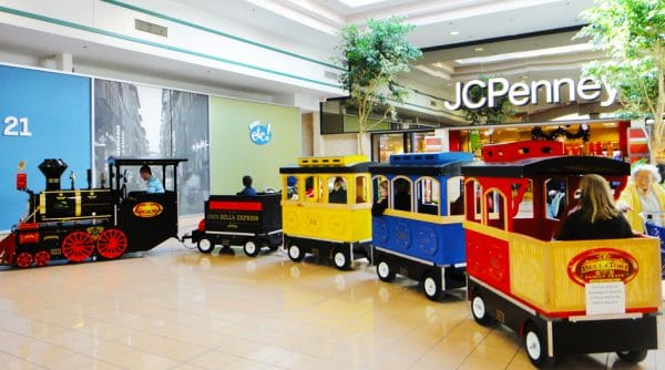 Trackless Train - CMW - Pic 2 - Chicagoland Event Rentals - Wheaton - www.ChicagolandEventRentals.com