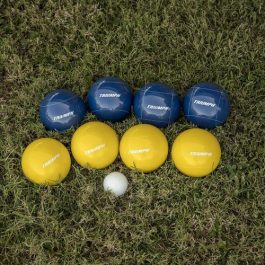Triumph All Pro 100mm Bocce Ball Set - Pic 2 - Chicagoland Event Rentals - Wheaton - www.ChicagolandEventRentals.com