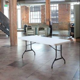 folding table rentals chicago