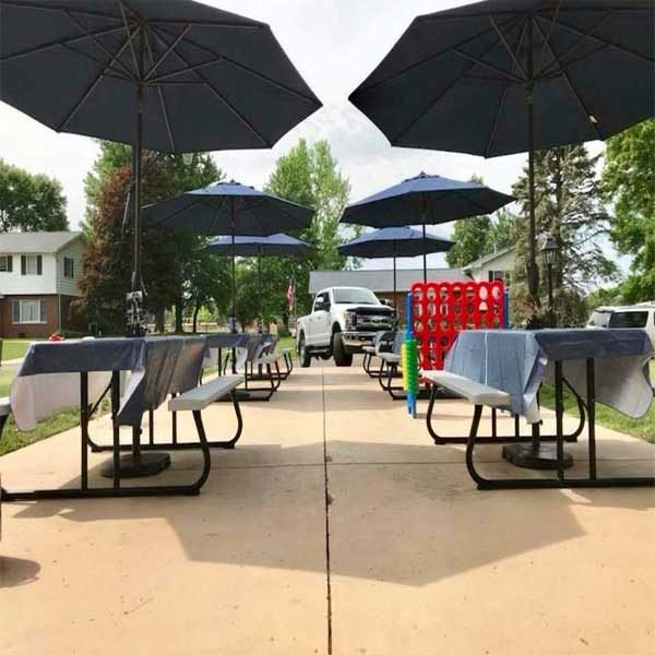 Picnic Table Rentals Chicago 2