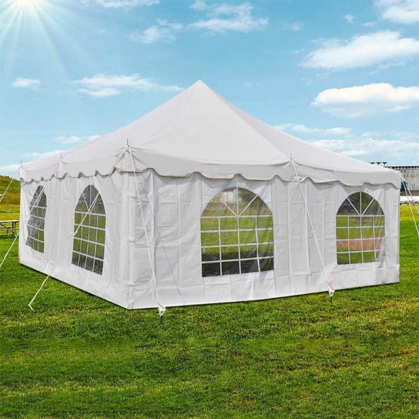 Standard Cathedral Sidewall - 20 x 30 - 4 sides